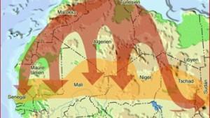 Afrika heuschrecken die achte plage gottes