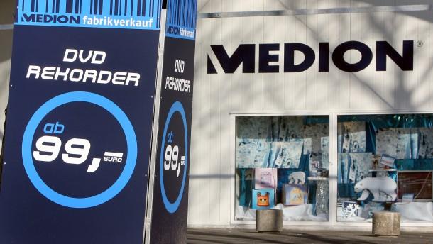 Lenovo-Angebot treibt Aktienkurs von Medion