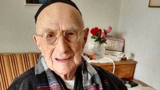 Der älteste Mann auf Erden?