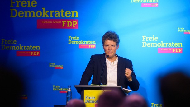 Sachsen-Anhalt bekommt schwarz-rot-gelbe Landesregierung