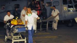 Urlauber aus dem Mittelmeer gerettet