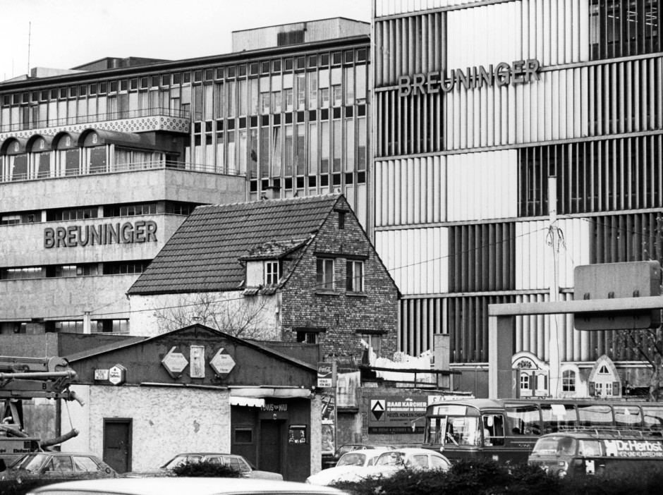 Breuninger In D Sseldorf Breuni B R Und Exquisit Etage