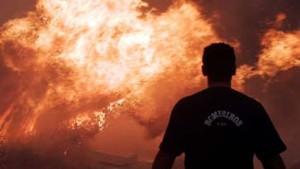 Weiteres Todesopfer bei Waldbränden