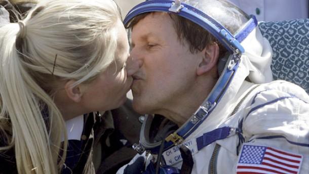 Simonyi nicht der letzte Raumtourist