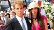 In Monaco läuten bald die Hochzeitsglocken