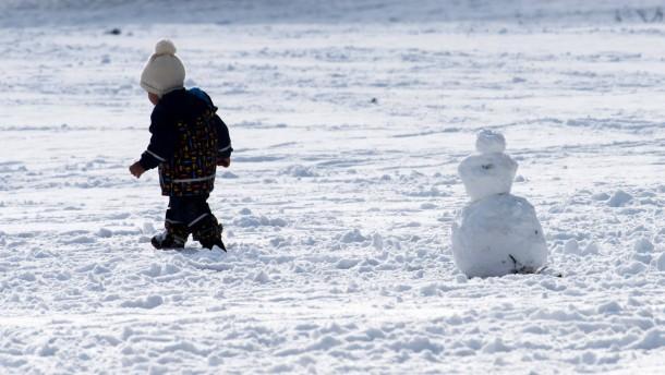 Mùa đông Thời tiết tại Munich