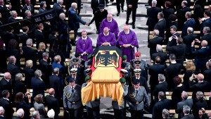 Requiem für Helmut Kohl in Speyer