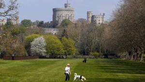 Zwei Eindringlinge auf Grundstück der Queen festgenommen