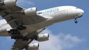 Airlines sollen Messgeräte in Airbus austauschen