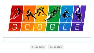 Google doodelt gegen Putin