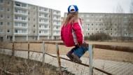 Unter der Armutsgrenze: Die Kinder alleinerziehender Eltern sind deutlich häufiger betroffen.