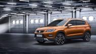 SUV – Škoda Und Volkswagen. Im adretten Ateca stecken Geschwistergene.