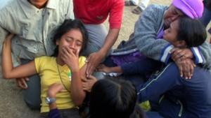Mehr als 50 Tote bei Busunglück auf Java