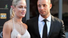 Paralympics-Star Oscar Pistorius mit Freundin Reeva Steenkamp