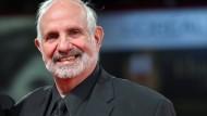 """Machte """"Carrie"""" und """"Scarface"""" zu Kultfilmen: Brian De Palma (hier beim Filmfestival in Venedig 2015)"""