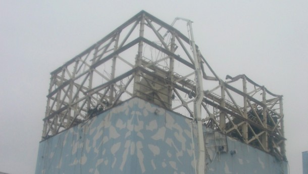 Rekord-Verstrahlung im AKW Fukushima