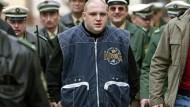 Ulfi K., der Angeklagte im Peggy-Prozeß