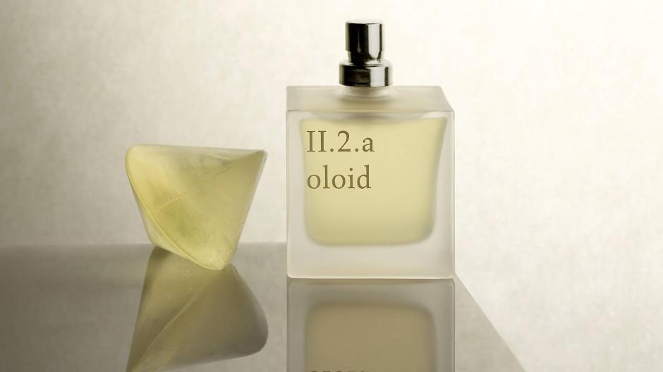 Parfum und Seife Oloid von Melanie Dal Canton Berlin