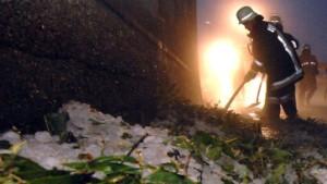 Katastrophenalarm in Franken