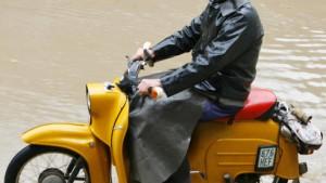 Überflutungen nach schweren Regenfällen