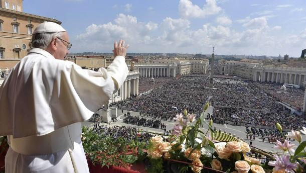 Papst-Appell für Frieden