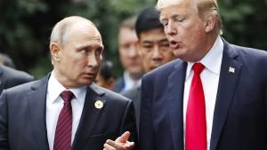 Putins Spiel