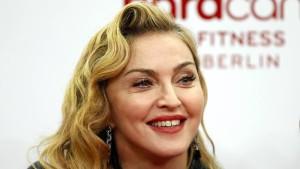 Polizei schnappt Madonna-Hacker