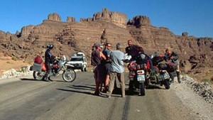 Sahara-Touristen angeblich am Leben