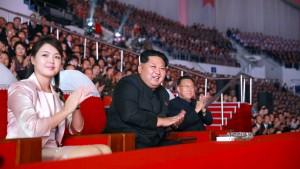 Kim Jong Un zum dritten Mal Vater