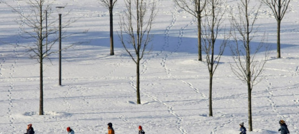Deutschland Im Winter So Kalt Wie Zuletzt Vor 22 Jahren Umwelt Faz