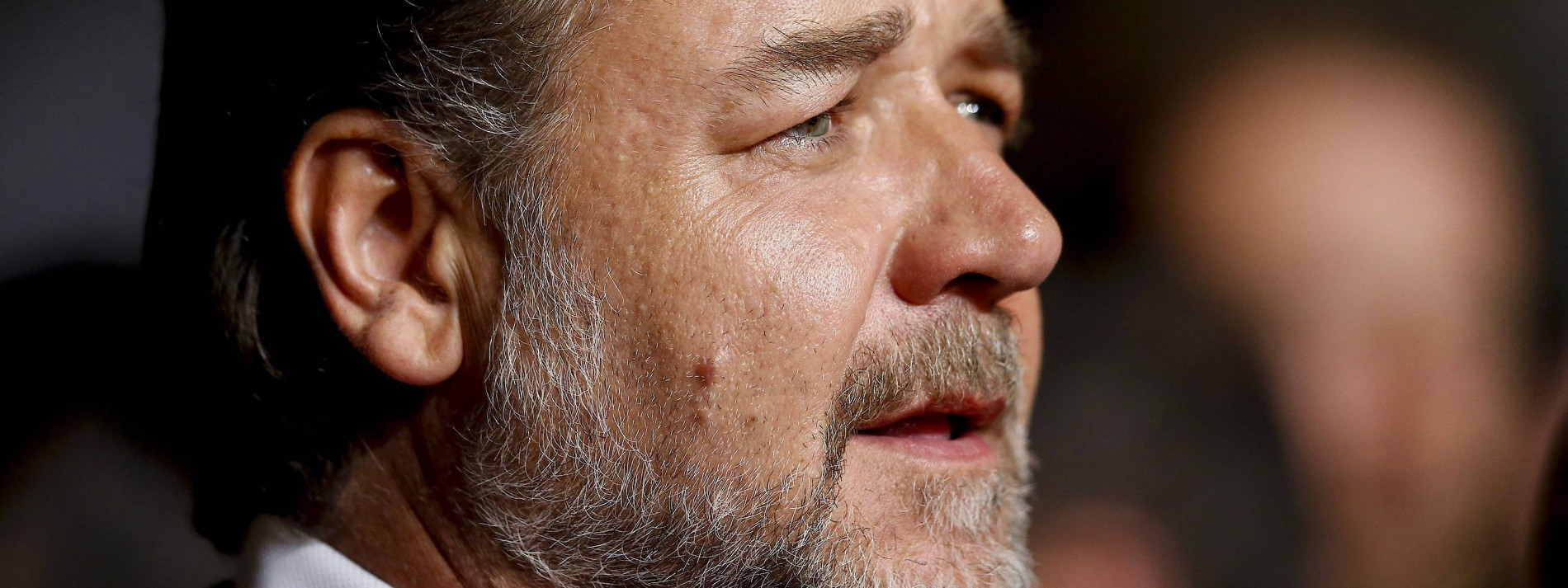 Russell Crowe hat bei Feuer Glück gehabt