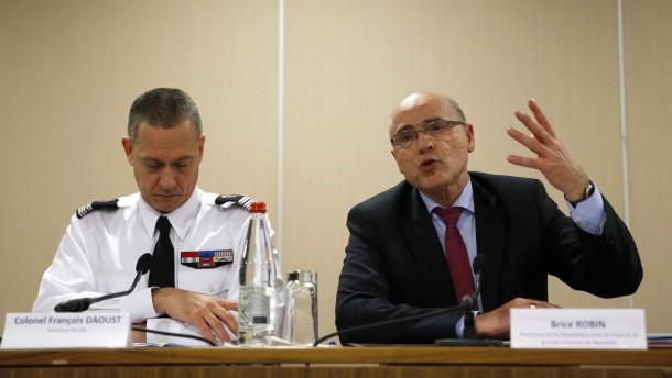 Strafrechtliche Ermittlungen nach Germanwings-Absturz