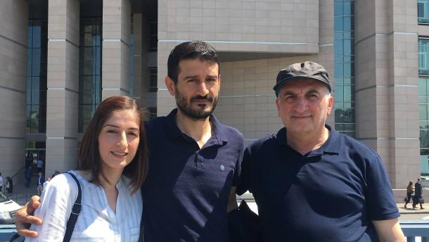 Mesale Tolu darf die Türkei weiterhin nicht verlassen