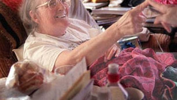 Sterbeforscherin Elisabeth Kübler-Ross ist tot