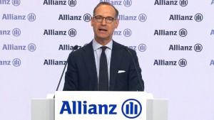 """Allianz-Chef: """"Es war eine schreckliche Woche"""""""