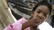 Im Chaos leicht zu ver- und entführen: Kinder im Flutgebiet
