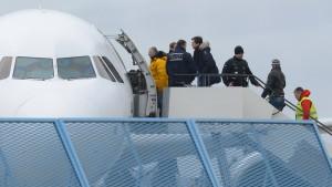 Nigerianer kehrt trotz Einreiseverbots zurück