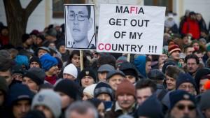 Slowakische Polizei ermittelt bei Journalistenmord gegen Italiener
