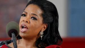 Oprah Winfrey, Zürich und die Tasche