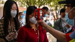Wuhan will alle elf Millionen Einwohner testen