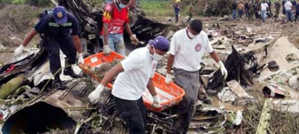 Unglücke 160 Tote Bei Flugzeugabsturz In Venezuela Gesellschaft Faz