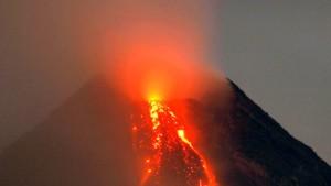 Ein Vulkanausbruch kann das Weltklima verändern
