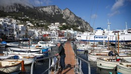 Kein Corona auf Capri