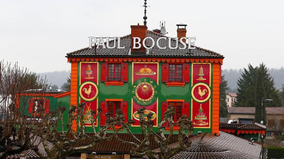 """Das """"L'auberge du Pont de Collonges"""" in Lyon hat nun nur noch zwei Michelin-Sterne."""