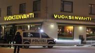 Todesschütze in Finnland soll psychische Probleme haben