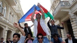 Singt nicht in Baku!
