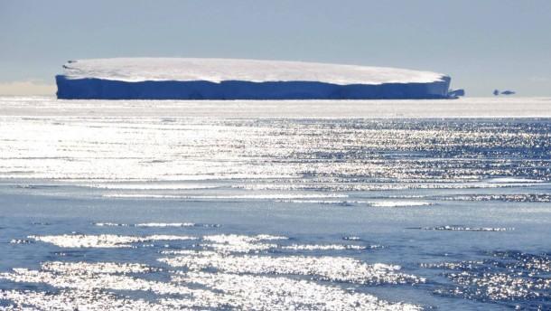 Schutzgebiete in der Antarktis