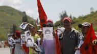 Rauschgiftbanden, Polizisten und 43 tote Studenten
