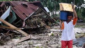 Mehr als 300 Tote nach Unwetter