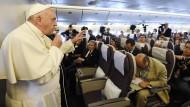Papst Franziskus spricht über seine Neurosen